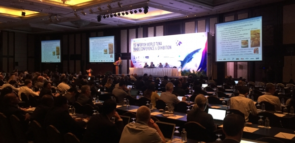 TUNA 2018: 2nd Day (Session III: Global and Regional Tuna Trade and Markets)