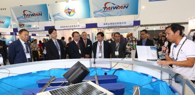 Smart Aquaculture Featured in the Taiwan Int'l Fisheries and Seafood Show