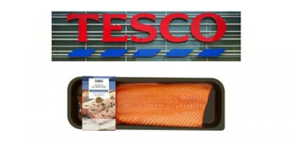 Tesco and WWF will track environmental impact of salmon, tuna and other UK's most popular foods