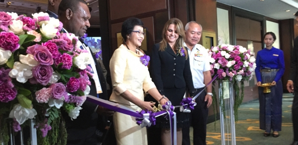 15th INFOFISH World Tuna Trade Conference and Exhibition started today (28th May)  in Bangkok at the Shangri-La hotel