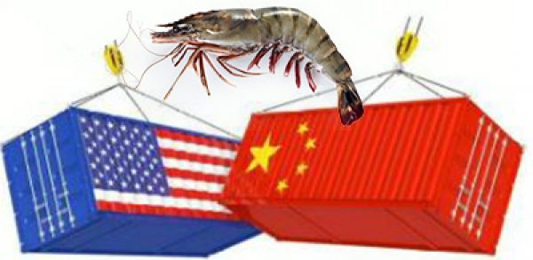 Government waives tariffs on US shrimp for first time since the trade war began